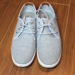Men's Blackwell Canvas Casual Lace-Up Shoe